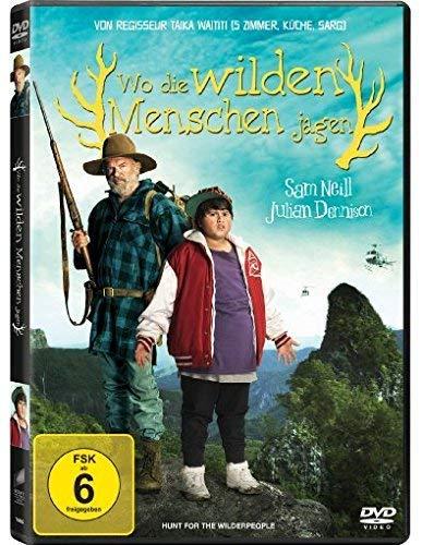 Wo die wilden Menschen jagen: Amazon.de: Sam Neill, Julian Dennison ...