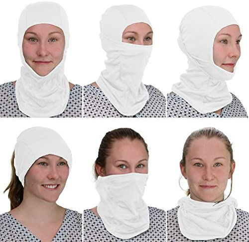 Outdoor Face Mask Neck Gaiter for Dust Sun Protection Head Wrap Viking Symbol of Invincibility Men Women