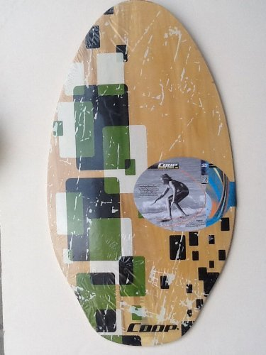 Coop Super Skim 35 - The Ultimate Skimboard For Beginners Conquering Waves Or Skimming Across Shallow Water by SWY