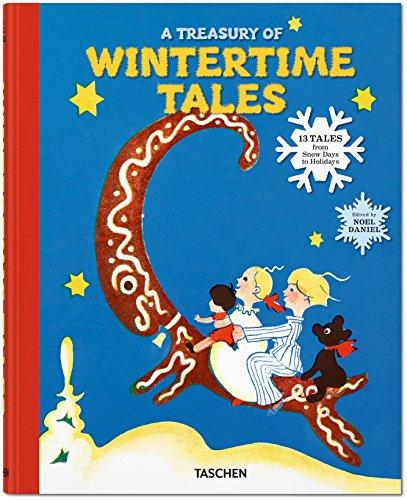A Treasury of Wintertime Tales (Tapa Dura)