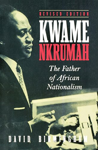 Kwame Nkrumah: The Father of African - Head Shop Birmingham
