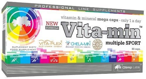 I 60 Kapseln I Multivitamin I Vitamin I OLIMP Vita-Min Multiple Sport 40