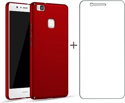 BLUGUL Funda Huawei P9 Lite + Gratuito Protector de Pantalla ...