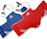 ADIDAS NEW REVERSIBLE CHEST GUARD - 4 = large