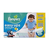 Pampers Easy Up 4T-5T (sz 6)), 78 ct (Old Version)