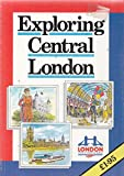 img - for Exploring Central London book / textbook / text book