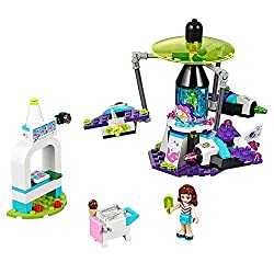 Lego Friends Amusement Park Space Ride 41128 Toy For Girls & Boys