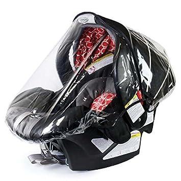 Amazon.com: Rainbow Design Infant Carrier Car Seat Rain & Weather ...