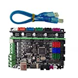 ETbotu 3D Printer Controller PCB Board Integrated Mainboard Compatible Ramps1.4/Mega2560 R3