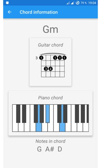 Amazon Chord Progression Master Appstore For Android
