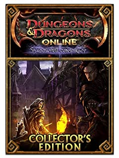Dungeons & Dragons Online®: Shadowfell Conspiracy Collector's Edition [Download] (B00EUHVMBK) | Amazon Products