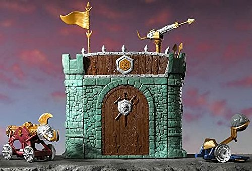 He Man Gray Skull - Masters of the Universe He-Man Battle Station Playset
