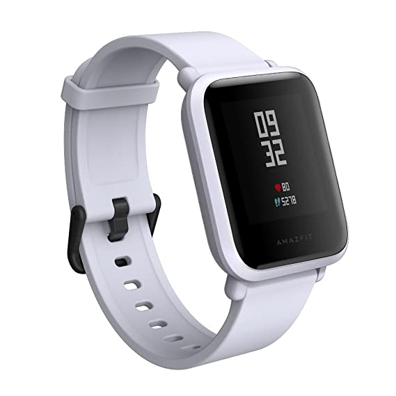 444038146071 Amazfit Bip Smartwatch by Huami with All-Day Heart Rate and Activity  Tracking