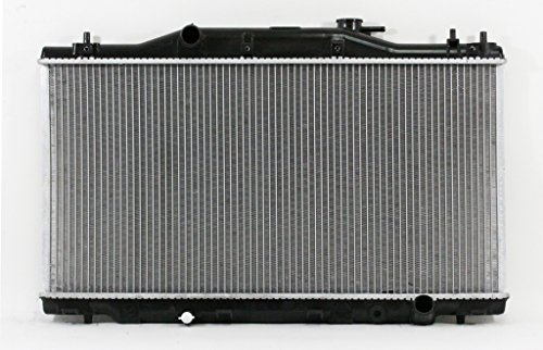 Radiator - Pacific Best Inc For/Fit 2425 02-06 Acura RSX Manual Transmission Plastic Tank Aluminum - Transmission Rsx Acura