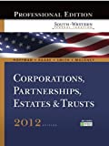 img - for South-Western Federal Taxation 2012: Corporations, Partnerships, Estates and Trusts, Professional Version (with H&R Block @ HomeTM Tax Preparation Software CD-ROM) by William H. Hoffman (2011-05-11) book / textbook / text book