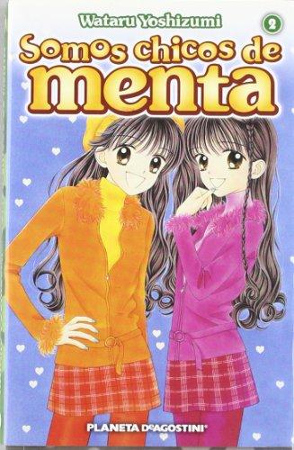 Descargar Libro Somos Chicos De Menta Nº 02/06 Wataru Yoshizumi