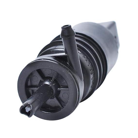 D DOLITY 1 Unidad de Bomba de Limpiaparabrisas para Carros Hecho de Plástico y Metal: Amazon.es: Coche y moto