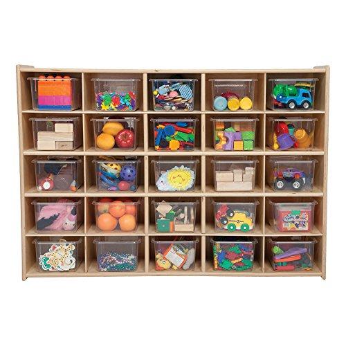25 Cubby Storage Unit - 1