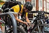 Hiplok Gold Wearable Chain Bicycle Lock