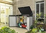 Keter Elite Store 4.6 x 2.7 Resin Outdoor Storage