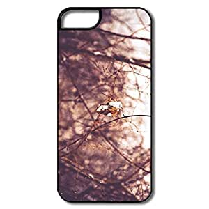 IPhone 5 5S Cases, Last Leaf Tree White/black Cases For IPhone 5S