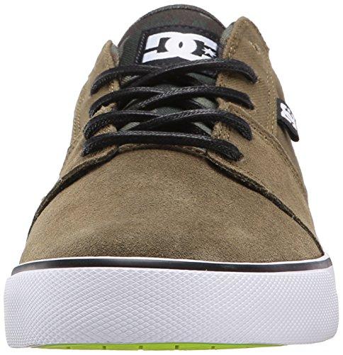 DC Männer Tonik Skate Schuh Militärgrün