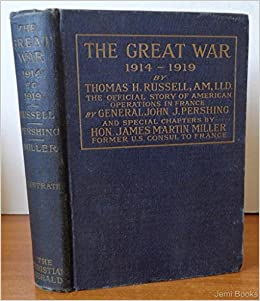 Image result for the great war book 1919