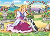 Ravensburger Little Princess - 35 Piece Jigsaw Puzzle for Kids – Every Piece is Unique, Pieces Fit Together Perfectly