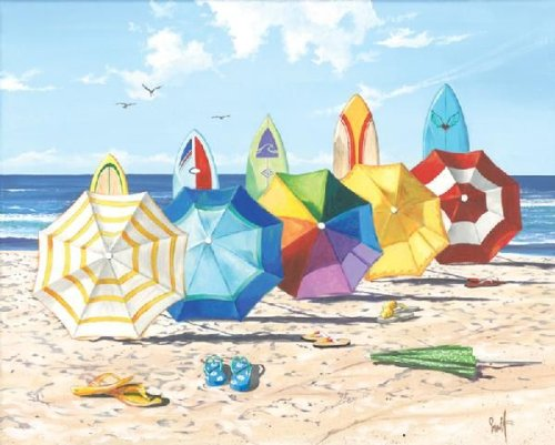 Buy heritage beach time jigsaw puzzle