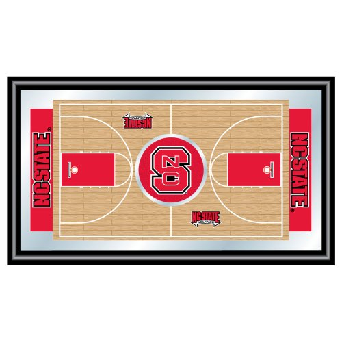 - NCAA North Carolina State University Framed Logo Mirror