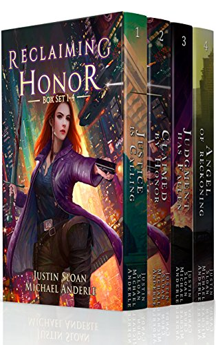 Reclaiming Honor Boxed Set (Books 1-4): A Kurtherian Gambit Series