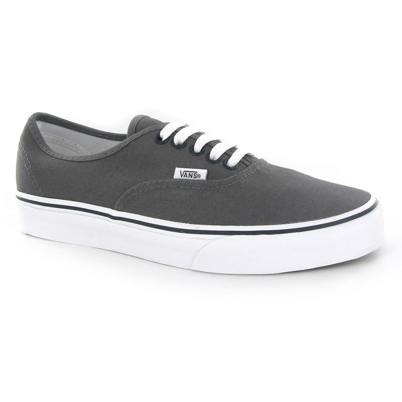 Furgonetas Zapatos Auténticos De Skate Unisex De Estaño / Negro FeNIJbBAeL