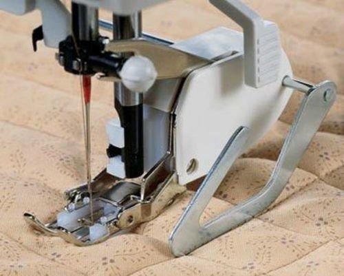 Magic Show prensatelas plano y atornillable para máquina de coser con guía de puntada para Brother/Singer/Janome to298: Amazon.es: Bricolaje y herramientas