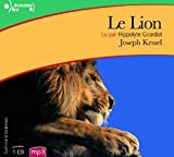 img - for Le lion Audiobook PACK [Book + 1 CD MP3] (French Edition) book / textbook / text book