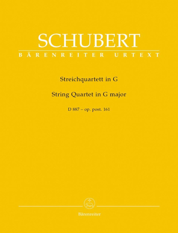 Download Schubert: String Quartet in G Major, Op. post. 161, D 887 pdf epub