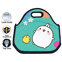 Molang Neoprene Lunch Bag 9