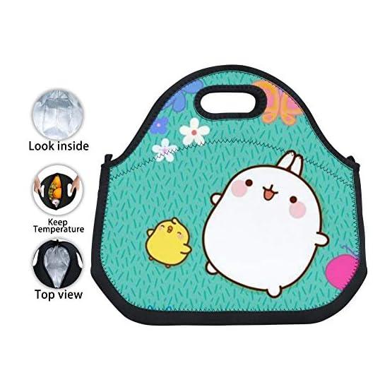 Molang Neoprene Lunch Bag 1