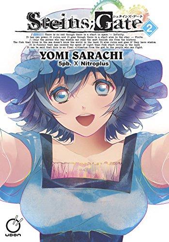 Steins;Gate Volume 2 (Steins Gate Gn) [Nitroplus - 5pb - Yomi Sarachi] (Tapa Blanda)