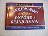 Pearson's Canal Companions : Oxford and Grand Union, Wilson Ltd. Staff and Norie, Imray L., 0907864554