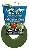 Gardeneer Kwik Grips Plant Ties, 25', Pack of 4