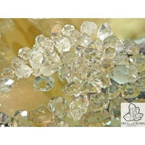 Quartz Herkimer Diamond Vives Cortada