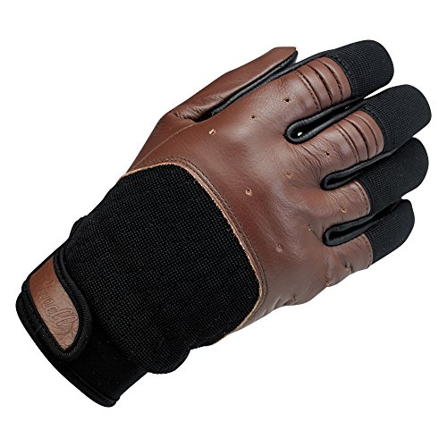 Biltwell Bantam Gloves (Chocolate, Medium)