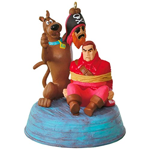 Hallmark Keepsake 2017 SCOOBY-DOO Saves the Day Sound Christmas - Be Store E Cards In Gift Used That Can