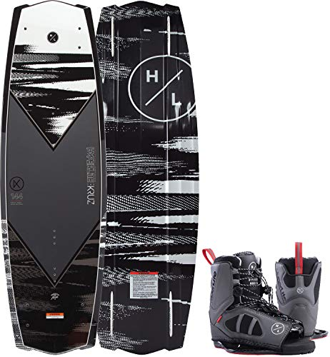 Hyperlite Kruz Bio Wakeboard w/Team OT Bindings Mens