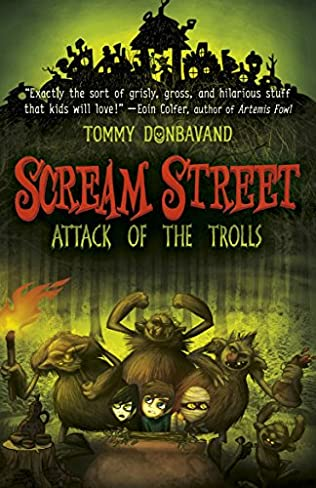 book cover of Attack of the Trolls