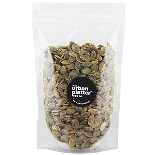 Urban Platter 1 Roasted Salted Pumpkin Seeds, 250G by Urban Platter