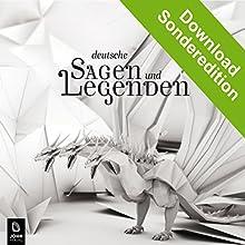 Deutsche Sagen und Legenden: Sonderedition Hörbuch von  div. Gesprochen von: Uve Teschner, Michael Nowack, Mathias Bauer
