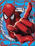 Characterworld Spiderman Webslinger Fleece Blanket