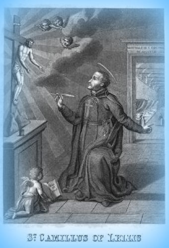 The Life Of Saint Camillus Of Lellis Founder Of The Clerks Regular Servants Of The Sick