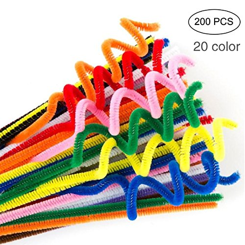 Cleaners Chenille assorted Colors Pieces product image